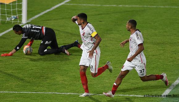 Copa Libertadores: Jorge Wilstermann vs. Atlético Paranaense: ver goles,  resultado, resum | NOTICIAS DEPOR PERÚ