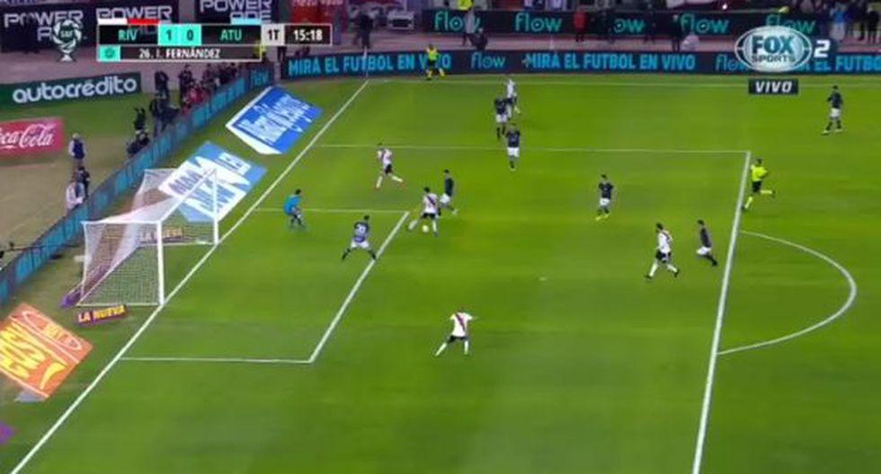 River Plate vs. Atlético Tucumán