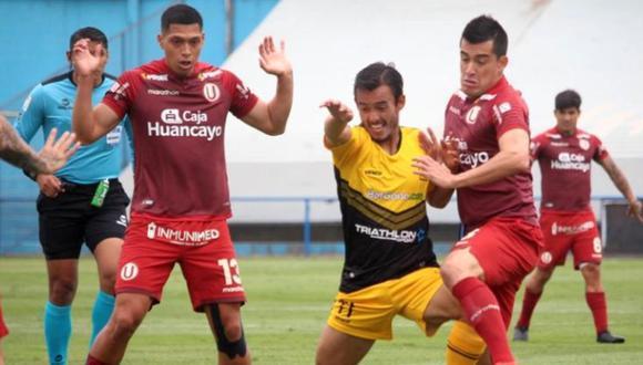 Universitario y Cantolao chocarán en el Iván Elías Moreno. (Foto: Liga 1)