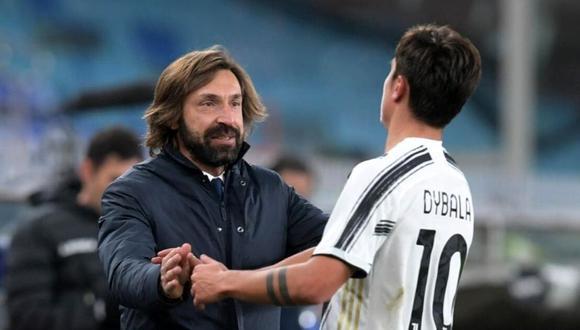 Paulo Dybala en momento decisivo con Juventus (Foto: Reuters)