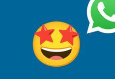WhatsApp: ¿qué significa el emoji de la cara sonriente con estrellas de ojos?