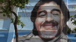 Las muestras de inmortalidad crecen tras el fallecimiento de Diego Armando Maradona