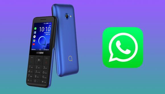 ¡Ya puedes usar WhatsApp en estos celulares básicos! Conoce los dispositivos en los que puedes chatear. (Foto: Depor)