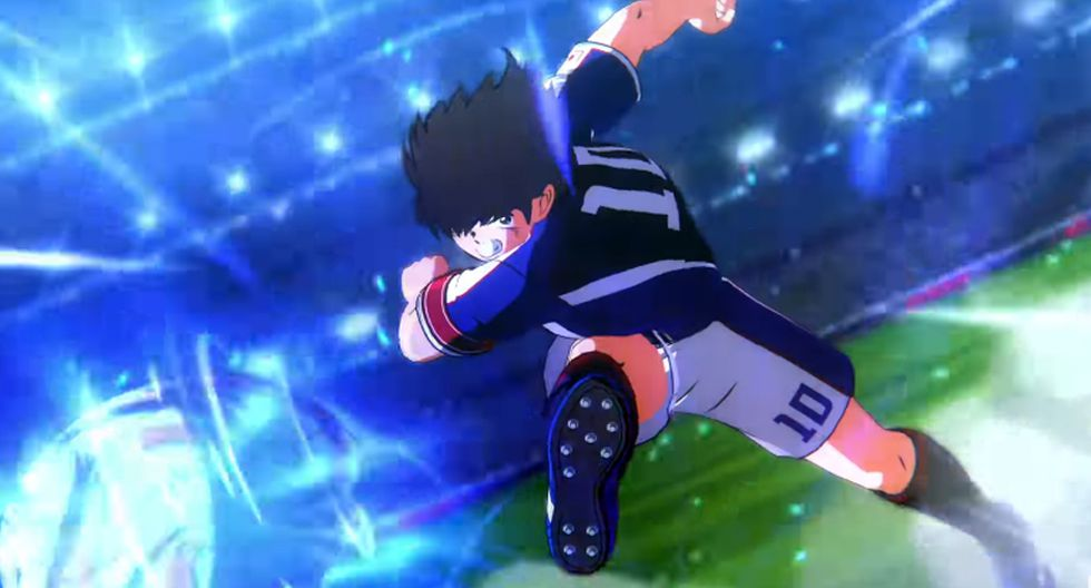 Super Campeones contará con un nuevo juego para PS4, Nintendo Switch y PC: Captain Tsubasa: Rise of the New. (Foto: Bandai Namco)