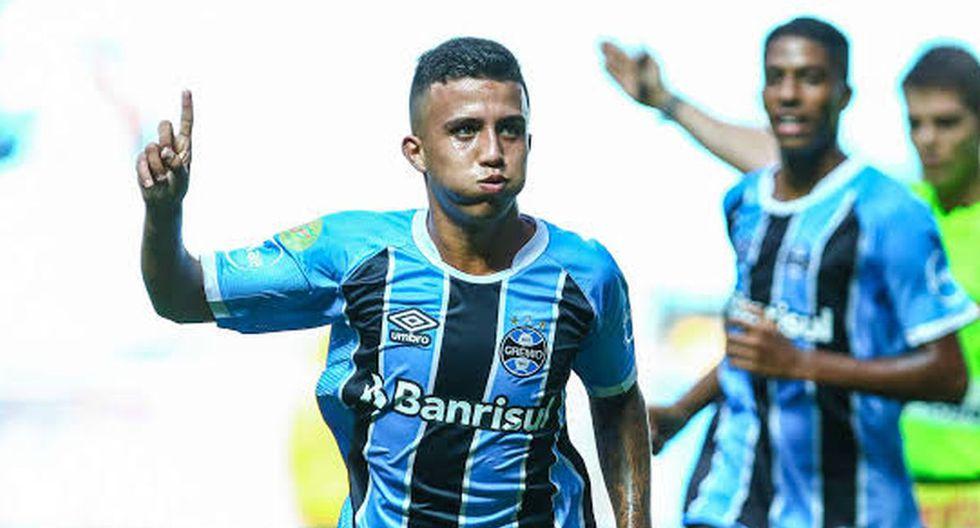 3. Mateus Henrique del Gremio - de 18 a 22 millones de euros. (Foto: Getty)