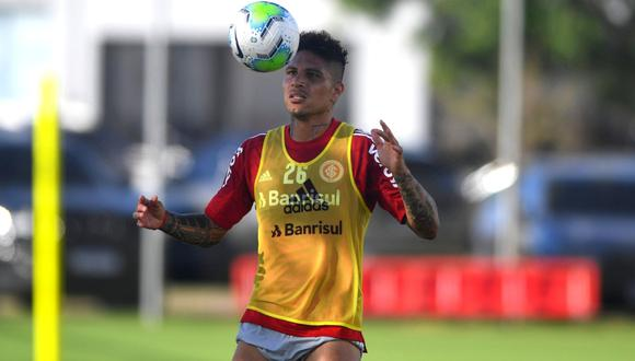 Según la prensa brasileña, Guerrero está molesto porque no ve intención de Inter para renovar. (Foto: Inter)