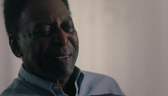 Este documental cuenta la historia de Pelé, el mundialmente famoso jugador de fútbol, su búsqueda por la perfección y la leyenda que llegó a ser.  (Foto: Netflix)