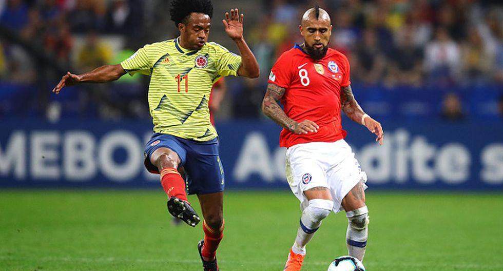 Copa América   Arturo Vidal - Chile (Foto: Getty Images)