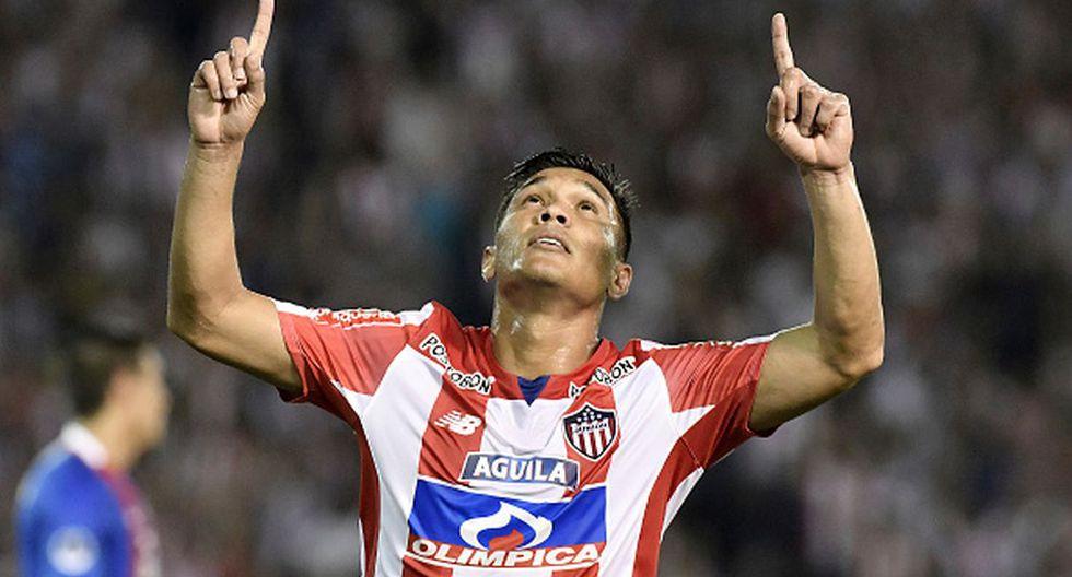 Teo Gutierrez - Junior (Getty)
