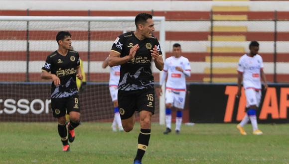 Manuel Corrales es el jugador más experimentado de Cusco FC. (Foto: @LigaFutProf)