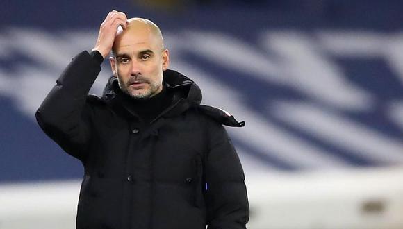 El equipo de Guardiola podría volver a tener problemas con la Justicia. (Foto: AFP)