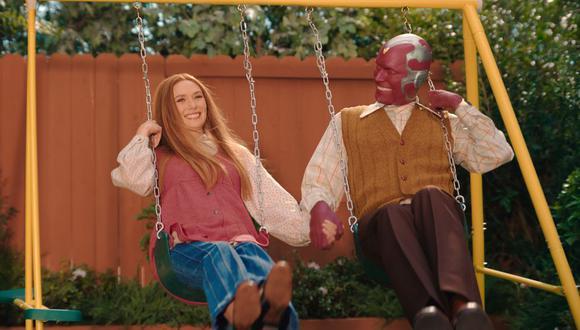 """¿Qué pasó en la escena post-créditos del episodio 7 de """"WandaVision""""? (Foto: Disney Plus)"""