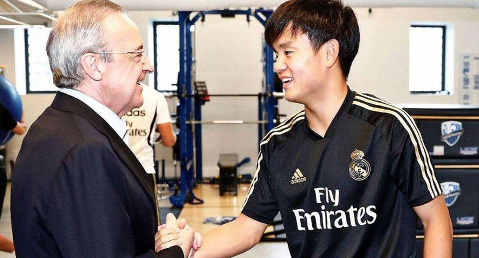 Take Kubo y la tentadora fecha de su debut oficial con el Real Madrid