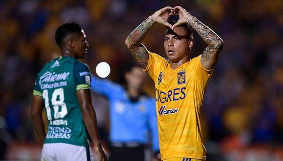 Tigres empató 1-1 ante León por la jornada 8 de la Liga MX 2019