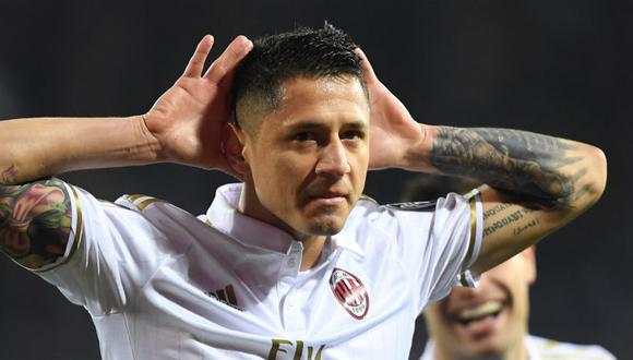 Nuevamente surge el nombre de Gianluca Lapadula para la selección peruana (Foto: Reuters).