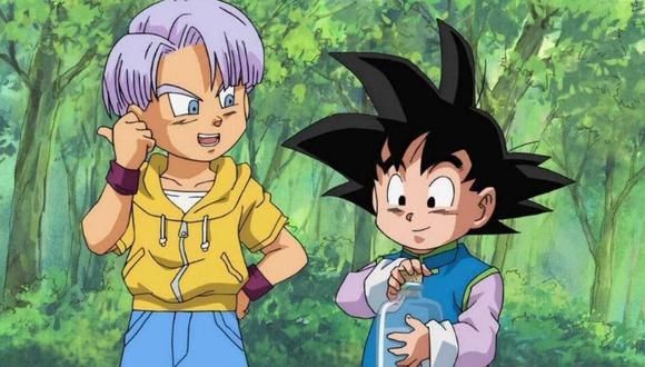 """Dragon Ball Super: Goten y Trunks también crecerían en la película """"Super Hero"""". (Foto: Toei Animation)"""
