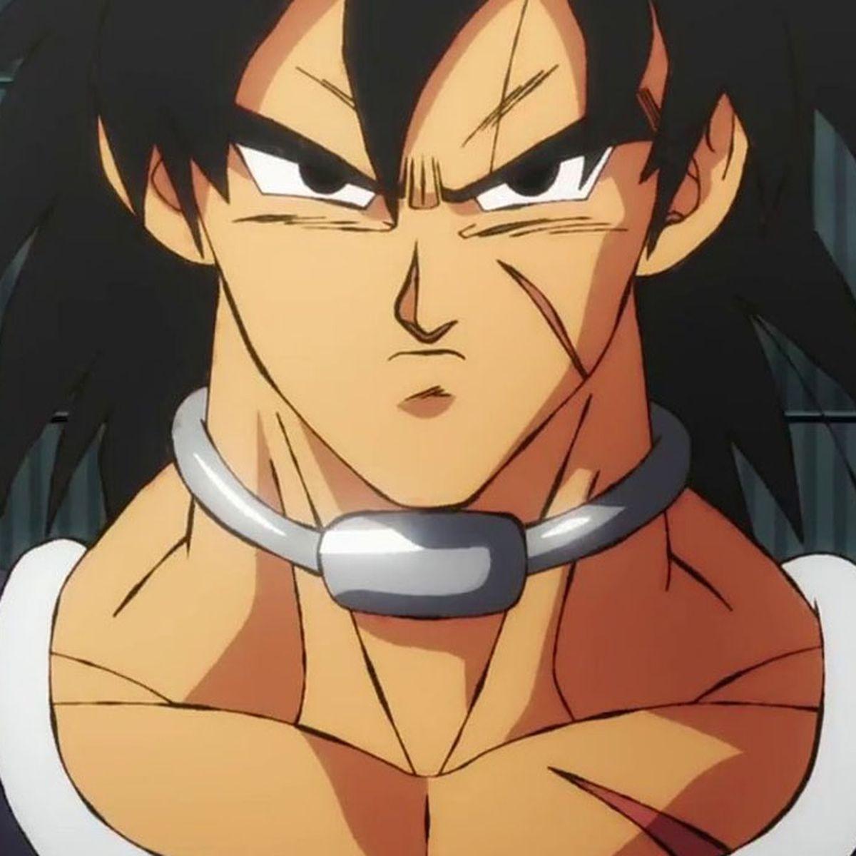 Dragon Ball Super Goku Vegeta Y Broly Ya Cuentan Con Nuevos