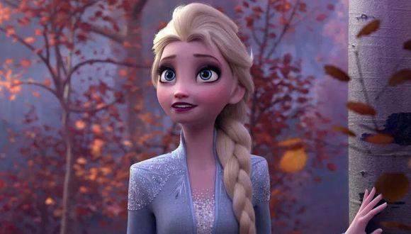"""Elsa es la protagonista de """"Frozen"""" y sus seguidores se preguntan por qué no encuentra el amor de su vida (Foto: Disney)"""