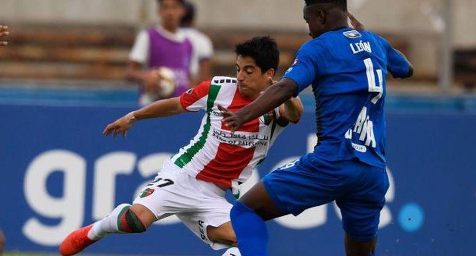 Con cierre de infarto: Zulia venció a Palestino por la ida de dieciseisavos de final de Copa Sudamericana 2019. (Twitter)