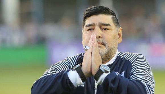 Los fiscales que investigan la hipótesis de un homicidio culposo recibieron el reporte final de las pericias toxicológicas aplicadas al cuerpo de Diego Maradona. (Foto: AFP)