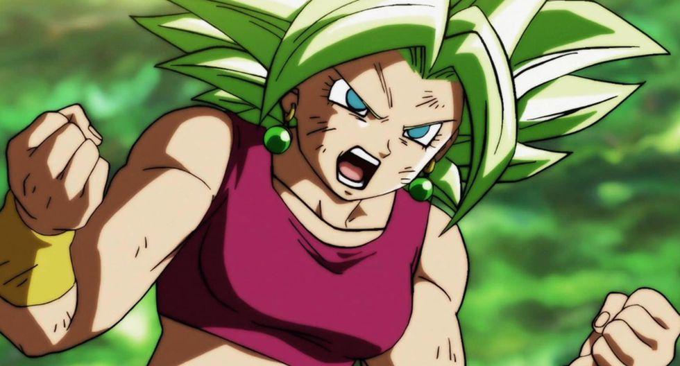 Dragon Ball Super Kefla Vs Gohan Toyotaro Prepara Epico Combate