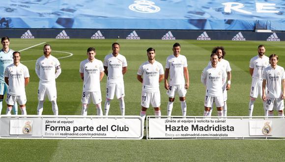 Real Madrid dio sus convocados para enfrentar a Inter de Milán (Foto: RMFC)