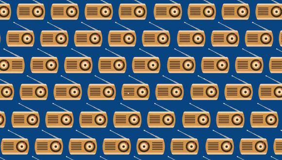 Encuentra las 3 radios diferentes al resto en la imagen. (Foto: Noticieros Televisa)