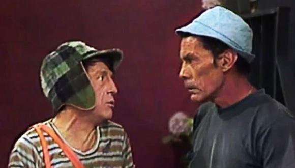 El Chavo siempre sacaba de sus casillas a Don Ramón, quien muchas veces termina castigándolo. (Foto: Televisa)