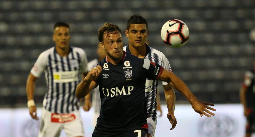 Alianza Lima vs. San Martín, por la fecha 11 de la Liga 1. (Foto: Violeta Ayasta)