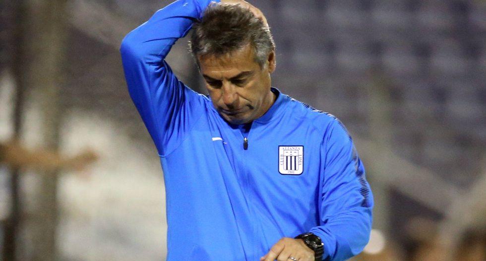 Pablo Bengoechea y el duro fixture que tendrá que afrontar en marzo con Alianza Lima. (Foto: Reuters)