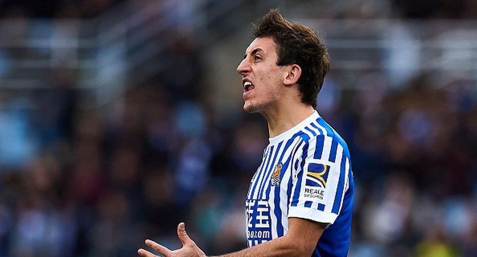 Mikel Oyarzabal  - 6 goles (Real Sociedad)
