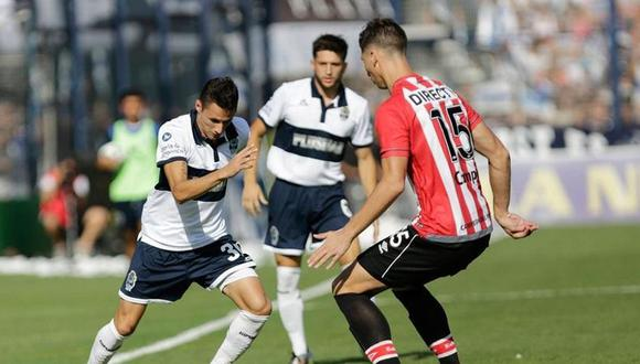 Estudiantes vs. Gimnasia empataron a cero por la jornada 15 de la Superliga Argentina 2018. (Foto: @LANACION)
