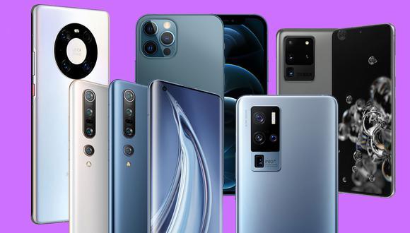 Conoce el listado de los mejores celulares con buena cámara del 2020. (Foto: Depor)