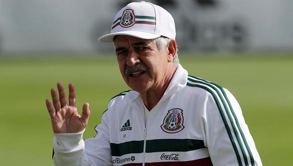 Ricardo Ferretti dirigió en tres oportunidades a México como técnico interino. (Foto: Reuters)