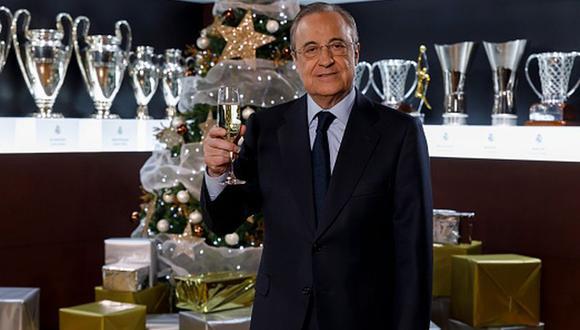 Florentino Pérez podría (por fin) fichar a Neymar a un menor precio de lo que le costó al PSG. (Getty)