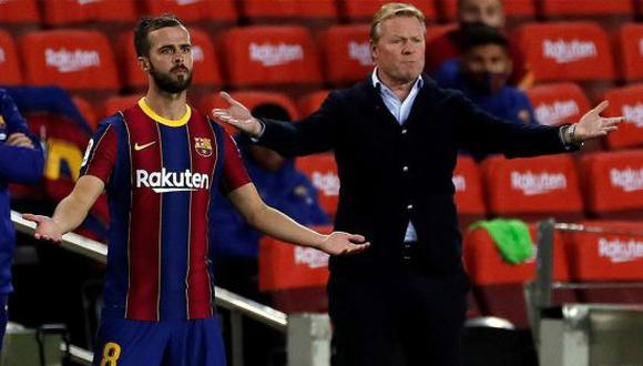 Miralem Pjanic llegó al FC Barcelona en junio el 2020. (Foto: Getty Images)