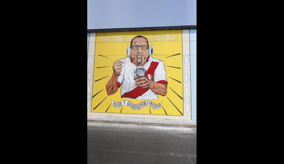 Peredo fue la voz de la Selección Peruana. (Foto: USI)