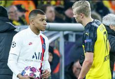 Real Madrid piensa en dos opciones 'galácticas' por si fallan Haaland y Mbappé