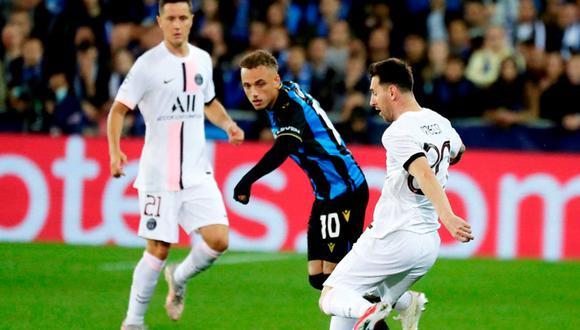 PSG vs. Brujas se enfrentan por la fecha 1 de la Champions League (Foto: EFE)