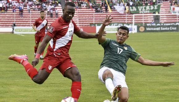 Perú chocará con Bolivia en la siguiente fecha de las Eliminatorias Qatar 2022. (Foto: AFP)