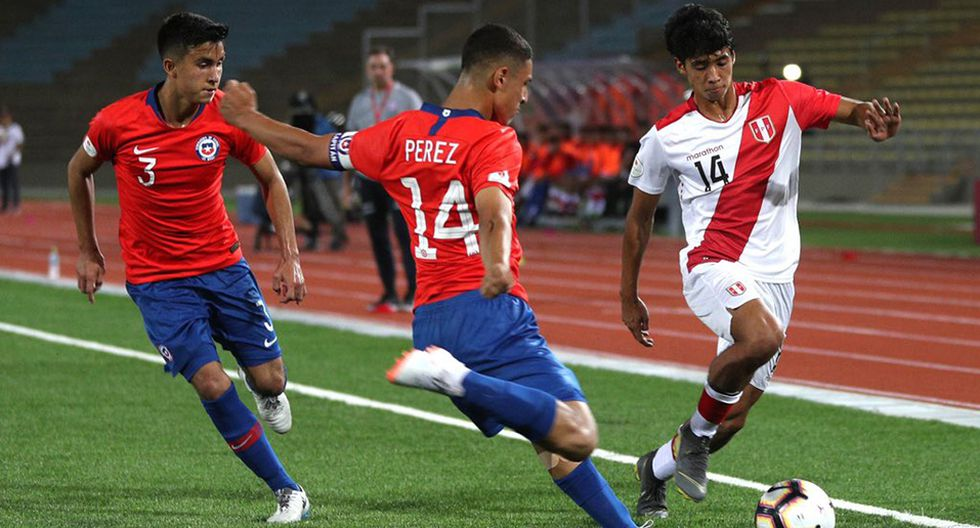 La selección peruana empató en su debut en el Sudamericano Sub 17. (Foto: Twitter Selección Peruana)