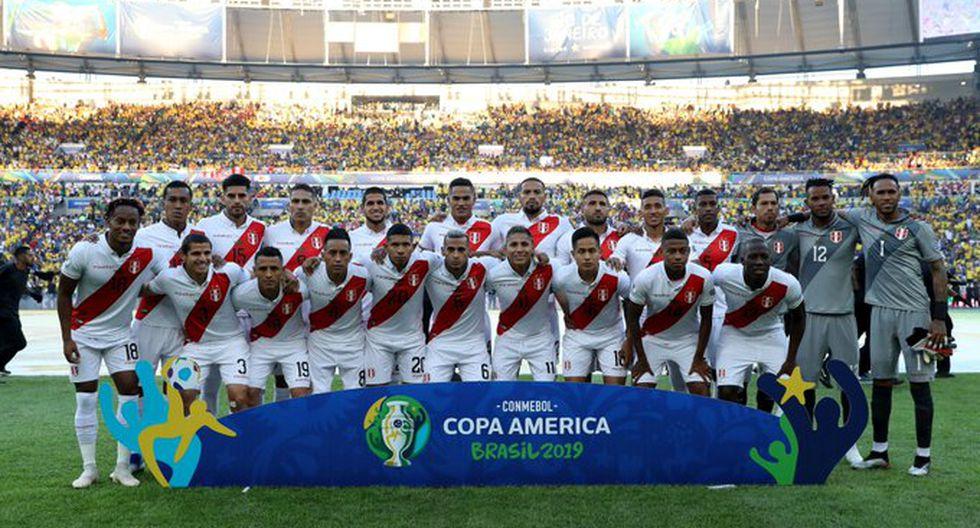 La Selección Peruana fue finalista en la última edición de la Copa América. (Foto: GEC)