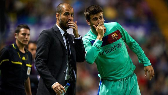 FC Barcelona fue entrenador del Barcelona hasta el 2012. (Getty)