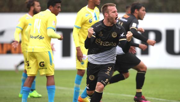 Cusco FC ganó 2-1 a Carlos Stein en la Videna. (Foto: Liga 1)