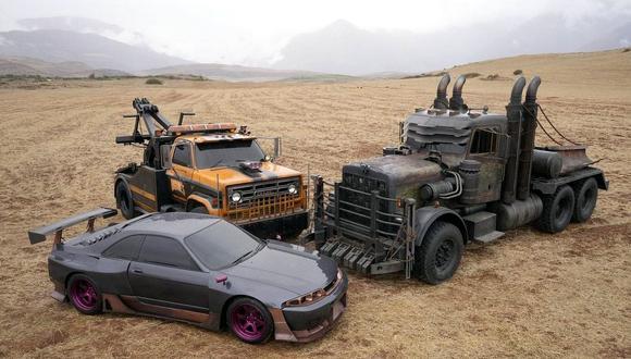 """""""Transformers: el despertar de las bestias"""": Lluvias impiden rodaje de Sacsayhuaman. (Foto: GEC)."""