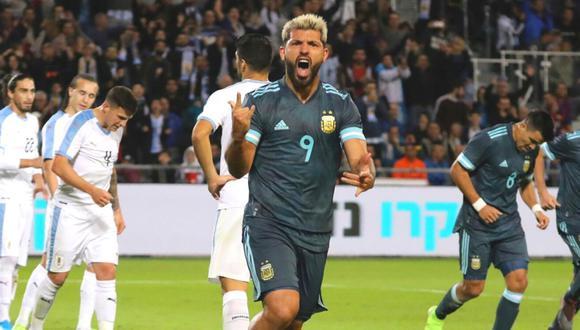 Sergio Agüero suma una nueva opción tras finalizar contrato con el 'City' (Foto: Reuters)