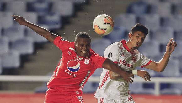 America de Cali no pudo en casa ante el Inter de Porto Alegre y se complican sus chances de clasificar a octavos de final.