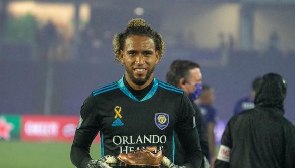 Pedro Gallese llegó a Orlando City y demostró grandes actuaciones durante su paso por la MLS. (Foto: MLS)