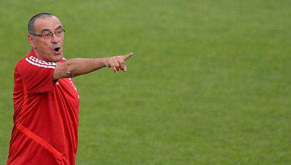 Maurizio Sarri busca reemplazo a Cancelo, quien saldría rumbo al Barcelona (Getty)