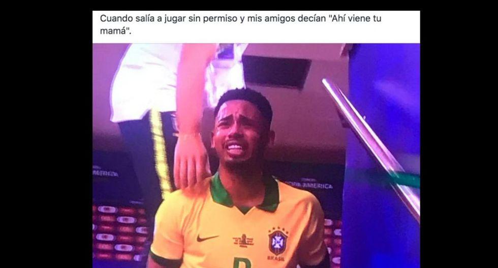 Perú vs. Brasil: los memes tras la derrota de la 'bicolor' en la final de la Copa América. (FACEBOOK)